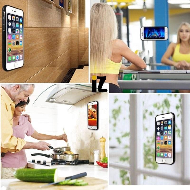 coque iphone 6 qui colle au mur