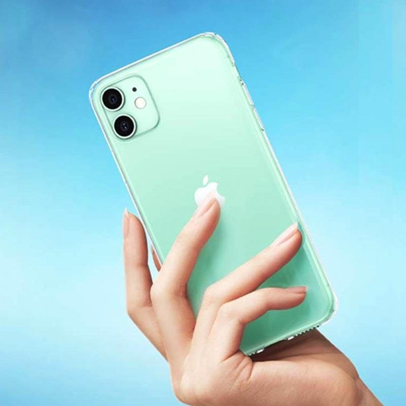 coque-souple-transparente-pour-iPhone
