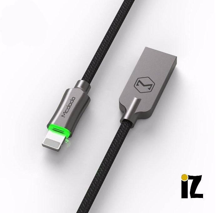 Câble USB avec Déconnexion Auto du cable Lightning