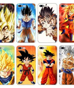 Coque Manga Dragon Ball pour iPhone