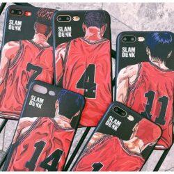 Coque Slam Dunk manga japonais pour iPhone