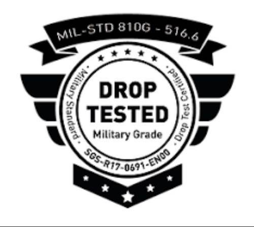 drop-tested