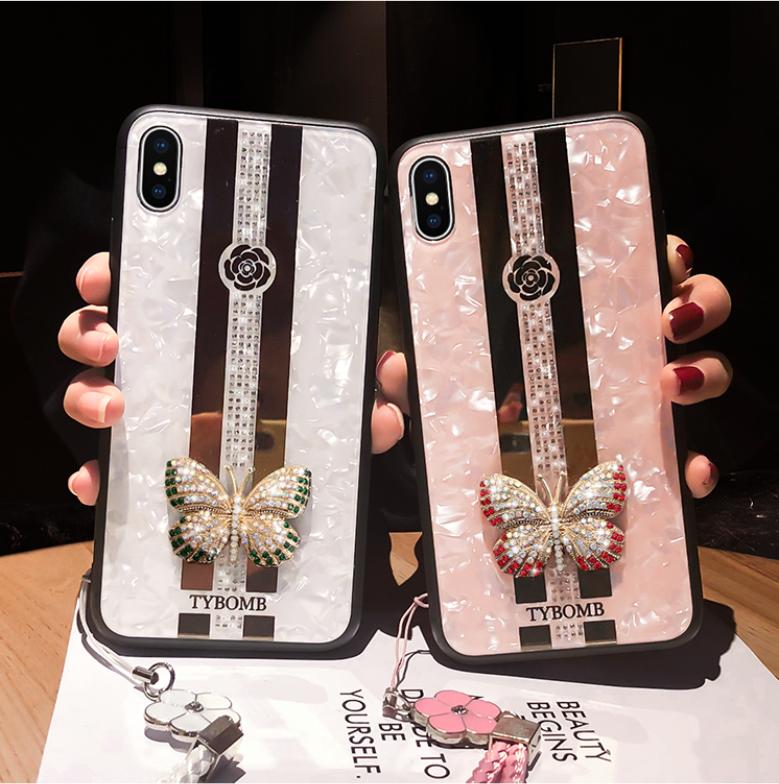 Coque Papillon pour iPhone