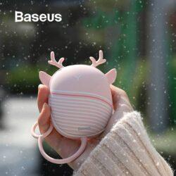 Mini chauffe main Baseus USB rechargeable