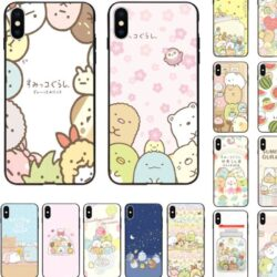 Coque Kawaii: Sumikko Gurashi pour iPhone