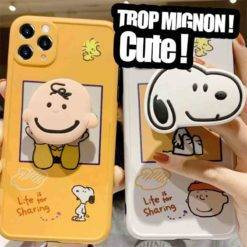 Coque-snoopy-charlie-brown-iphone-iZphone