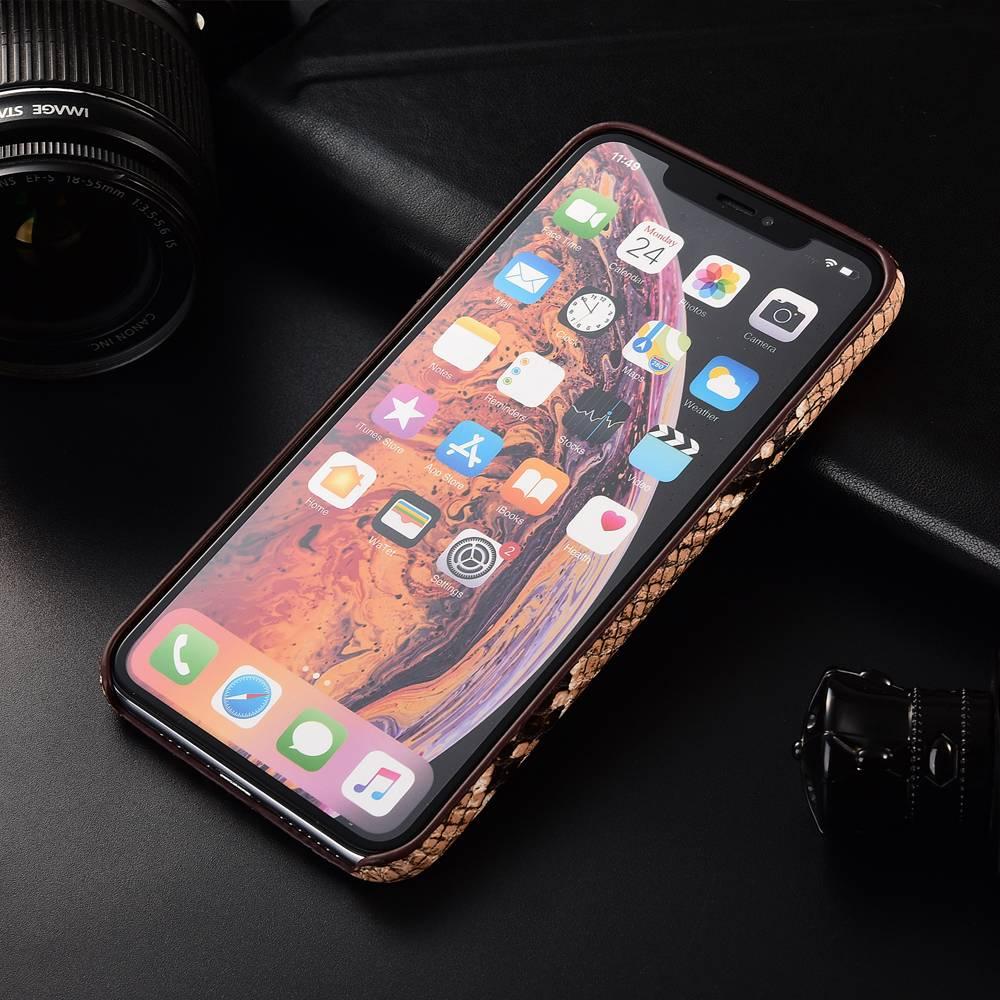 Coque Peau de reptile 3D pour iPhone