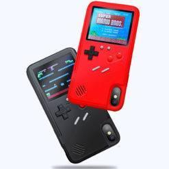 Coque-et-console-gameBoy-36-jeux-mario-Bros-tetris-pour-iPhone