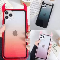 coque-corne-diable-transparente-degrade-devil-iPhone-iZPhone