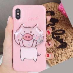 coque-etui-iphone-papa-cochon-PigPig-iZPhone