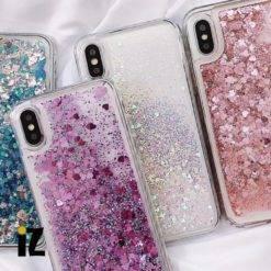 coque-glitter-paillettes-transparente-iphone-iZphone