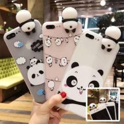coque-iphone-panda-figurine-mini-panda-3D-iZPhone