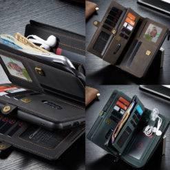 portefeuille-multifonction-iphone-nombreux-compartiments-rangements-iZPhone