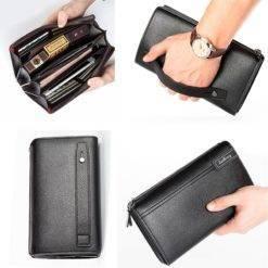 portefeuilles-pochette-cuir-homme-izphone-cuir-brun-noir-gravure