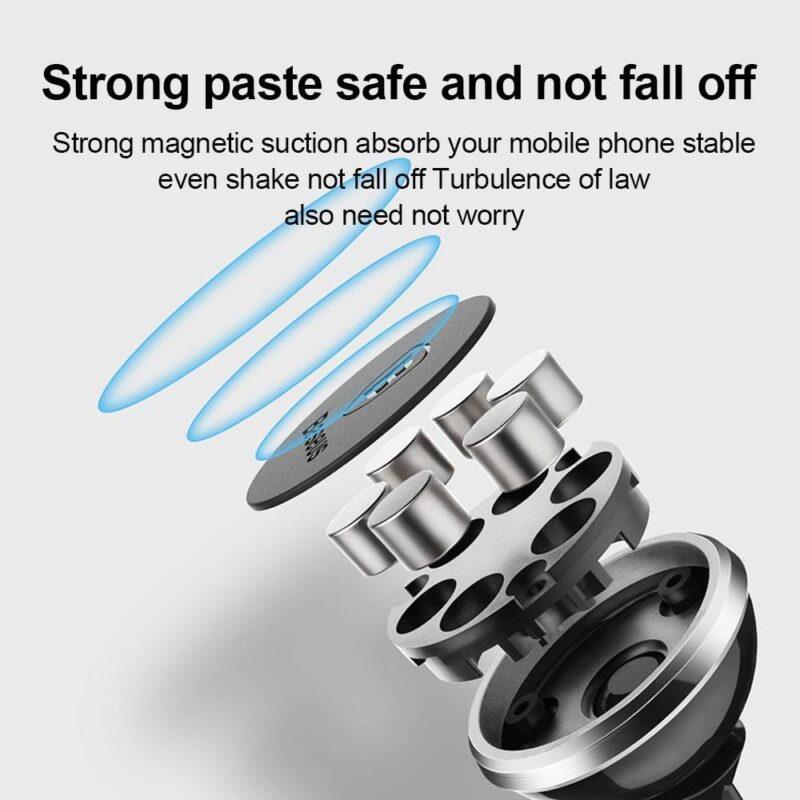Support voiture magnétique Baseus