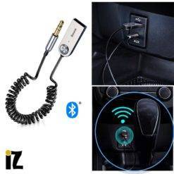 Câble Bluetooth 5.0 vers récepteur jack 3.5mm