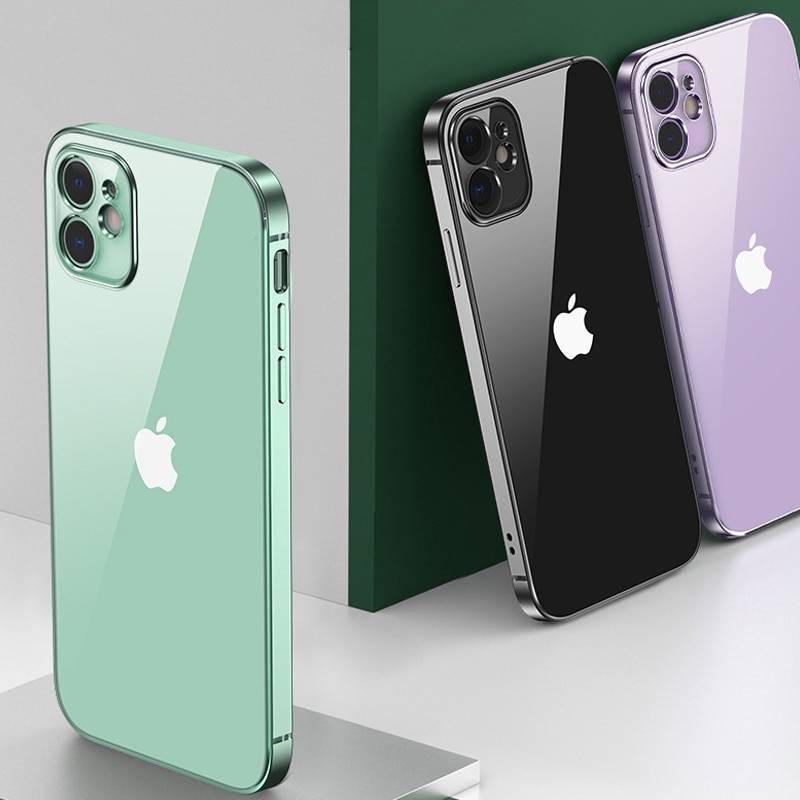 Coque carre iPhone 11