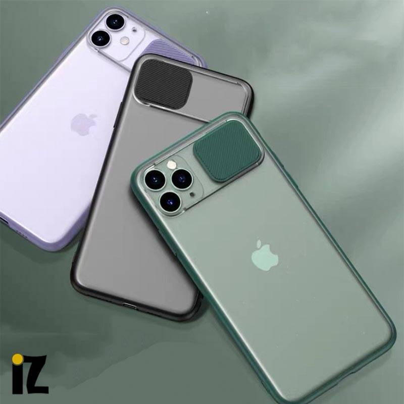 Coque iPhone 11 translucide Protection caméra
