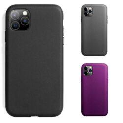 Coque cuir véritable Nappa iPhone 11 Pro MAX