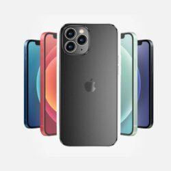 Coque Translucide pour iPhone 12 mini
