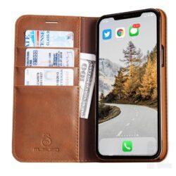 etui-folio-cuir-magnetique-iphone-12-iZPhone