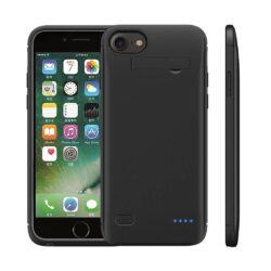 Coque batterie intégrée pour iPhone 6 7 8 Plus