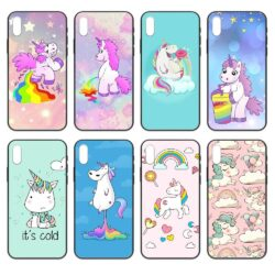 Coque Kawaii Licorne iPhone 11