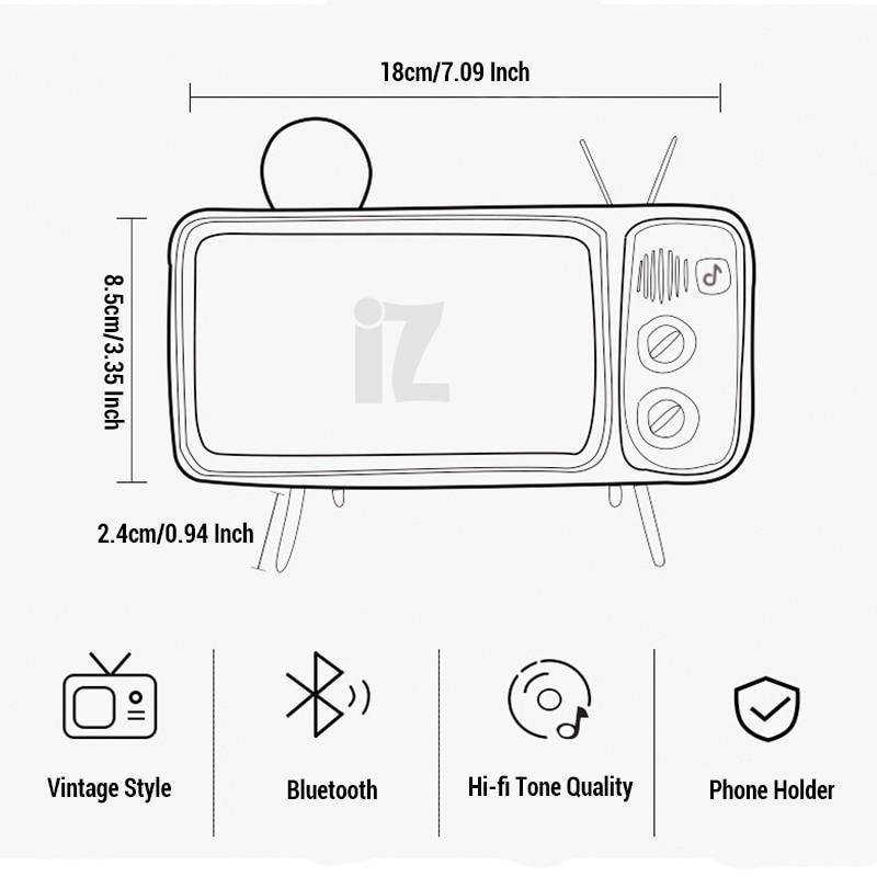 Support Smartphone Original TV