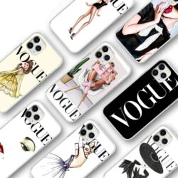 Coque magazine VOGUE pour iPhone
