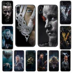 Coque Ragnar Lodbrock iPhone