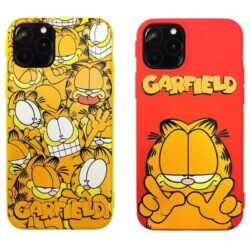 Coque iPhone Garfield Mignon