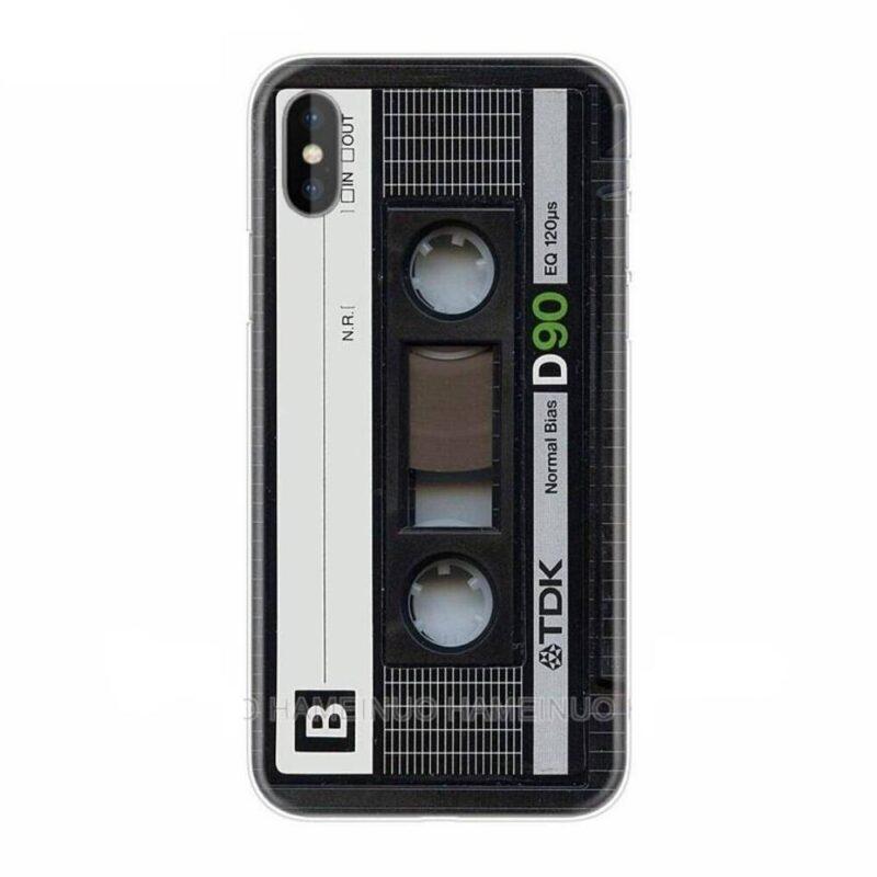Coque iPhone 5S Cassette