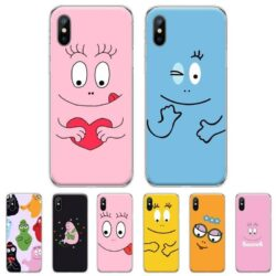 Coque iPhone Barbapapa