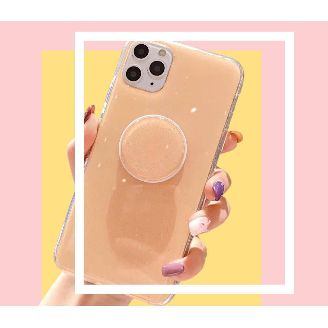 Coque iPhone Jaune