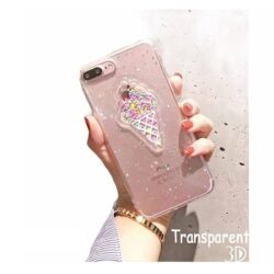 Coque iPhone glace 3D