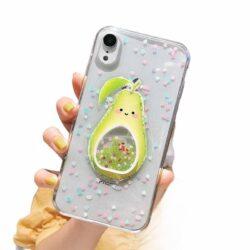 Coque iPhone Avocat fruit 3D