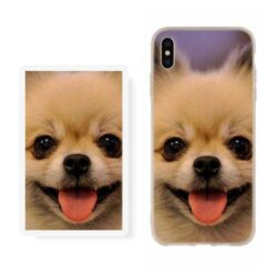 Coque iPhone Chihuahuas Personnalisée