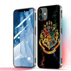 Coque iPhone Emblème Poudlard Harry Potter