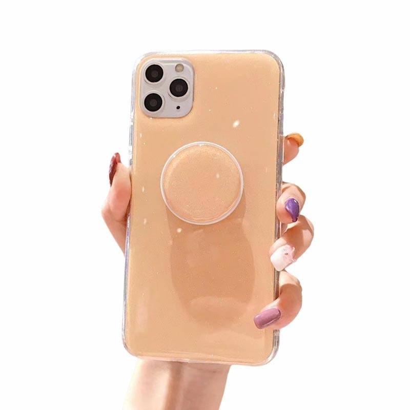 Coque iPhone Couleur Jaune Bonbon