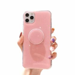 Coque iPhone Couleur Rose Bonbon