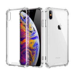 Coque iPhone transparente et Antichoc