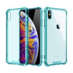 Coque iPhone transparente Bermude