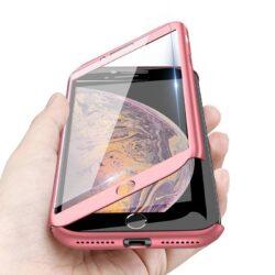 Coque iPhone 11 avec Protection d'écran