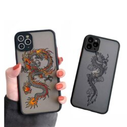 Coque iPhone motif Dragon