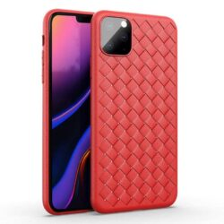 Coque iPhone XR Tressée