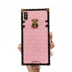 coque iPhone carrée pour Femme