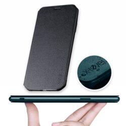 Coque iPhone 11 noir mat