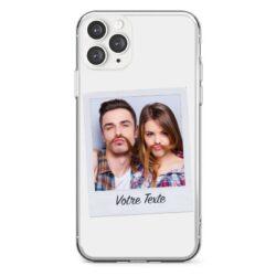 Coque iPhone Polaroid